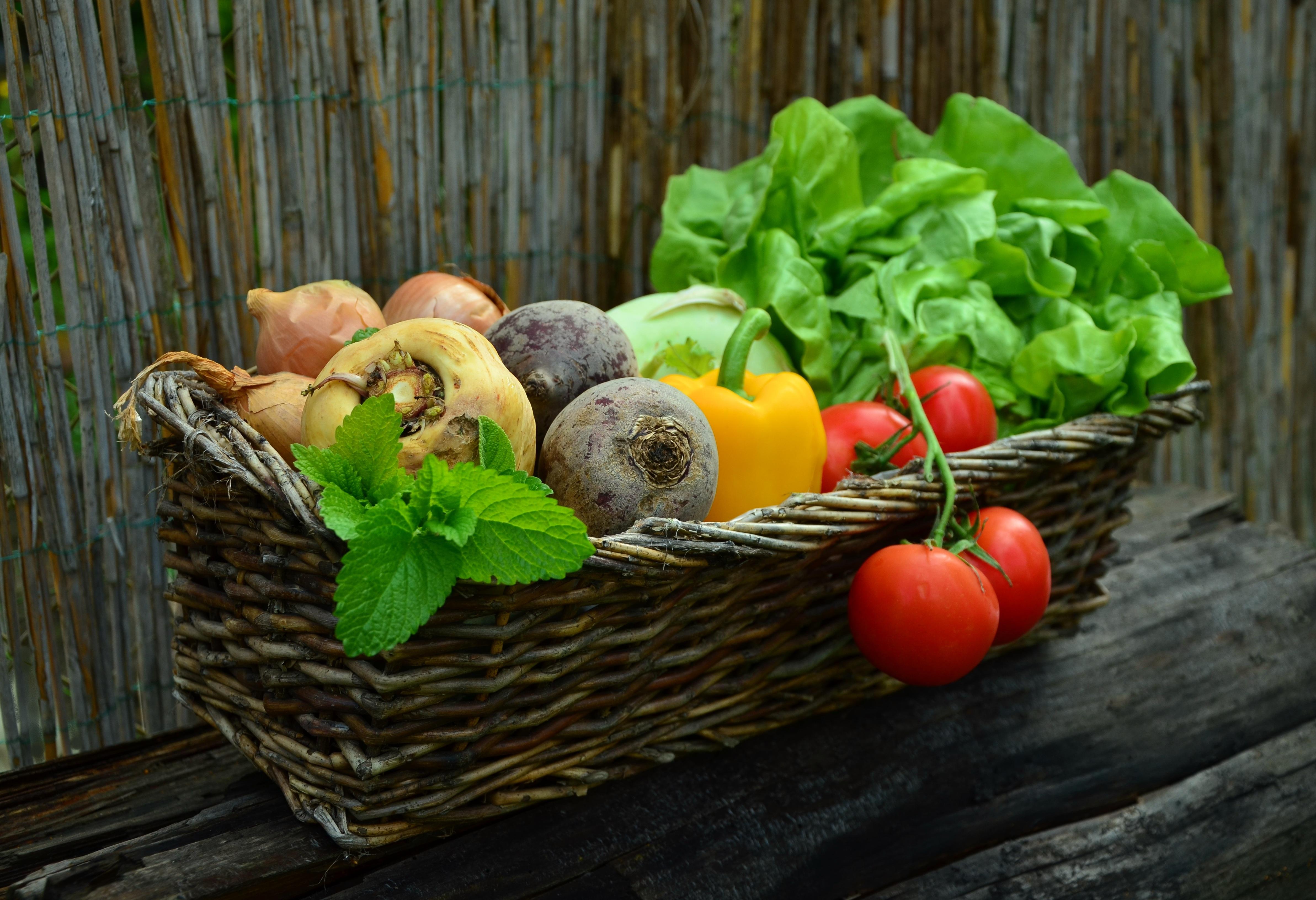 Proteiner i grönsaker